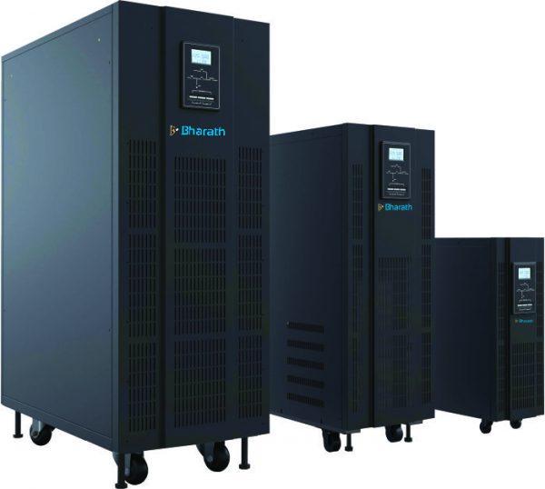 BPS 10KVA to 20KVA True On Line UPS(3 – 1)